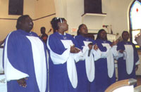 Wiley College A Cappella Choir