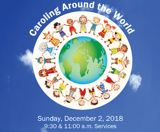 Caroling Around the World