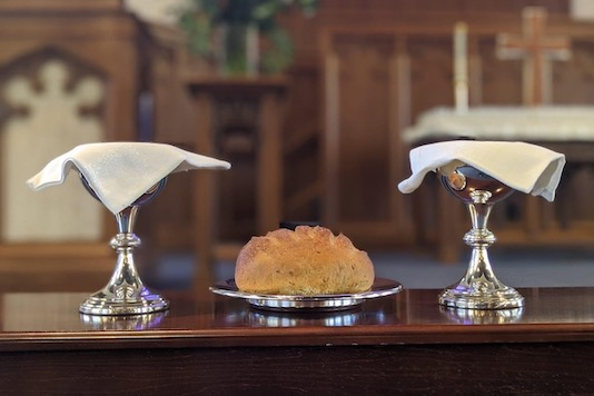 Communion Sunday 2020
