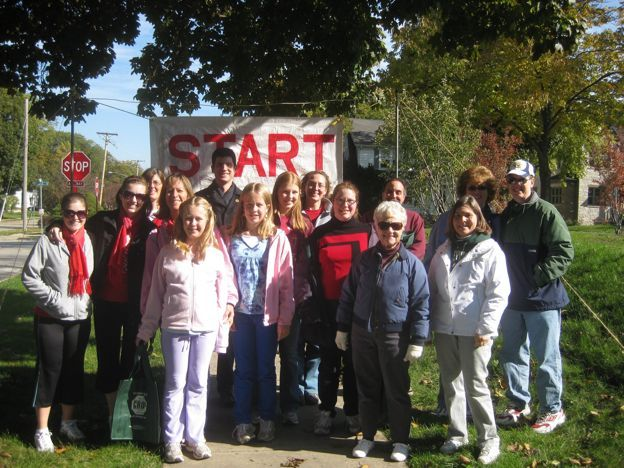 South DuPage CROP Hunger Walkers