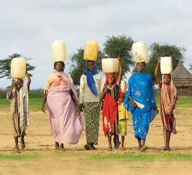 Women in Darfur